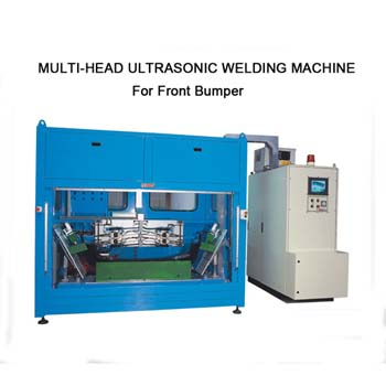 ULTRASONIC BUMPER WELDING MACHINE